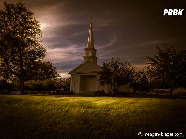 Little White Church tiré de meaganvblazier.com