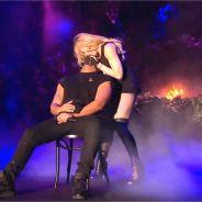 """Drake taclé par Madonna après leur baiser à Coachella : """"Ne l'embrassez jamais !"""""""