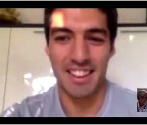 Luis Suarez : la vidéo de sa surprise à un fan malade