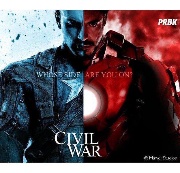 Captain America 3 - Civil War : le casting et le scénario dévoilés par Marvel