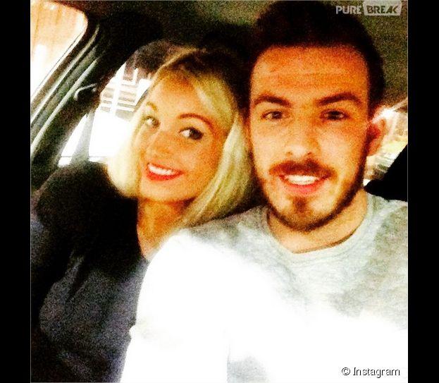 Aurélie Dotremont et Julien Bert en couple depuis 10 mois
