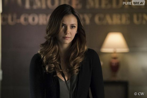 The Vampire Diaries saison 6 : Nina Dobrev parle de son départ