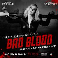 Taylor Swift : Jessica Alba, Kendrick Lamar... casting en mode blockbuster pour le clip Bad Blood
