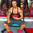 Anthony (Koh Lanta 2011) accro au bodybuilding sur Twitter