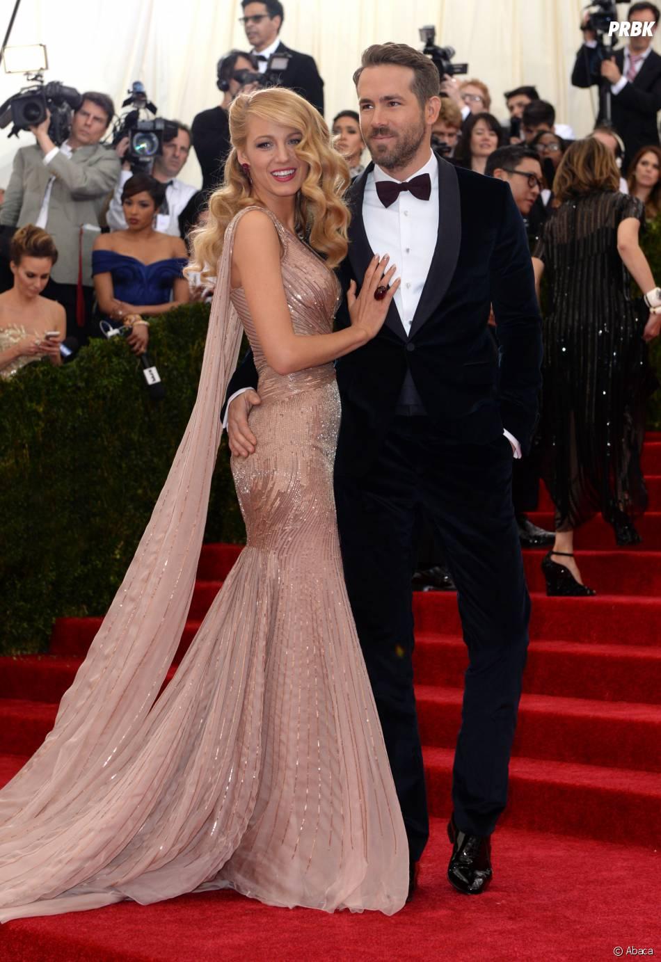 Blake Lively et Ryan Reynolds, un couple glamour