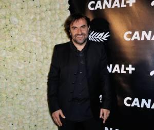 André Manoukian à la soirée de Canal+ à Cannes le vendredi 15 mai 2015