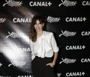 Mawenn à la soirée de Canal+ à Cannes le vendredi 15 mai 2015