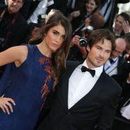 Ian Somerhalder et Nikki Reed : couple glamour sur le tapis rouge de Cannes 2015