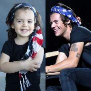 Harry Styles : découvrez son incroyable sosie âgé de... 2 ans !