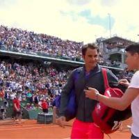 """Roger Federer """"agressé"""" pour un selfie à Roland Garros : """"Ce genre de choses ne doit pas arriver"""""""