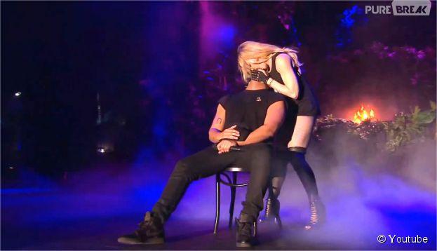 Drake et Madonna : leur baiser fougueux à Coachella 2015 fait le buzz !