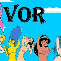 La Petite Sirène, Marge Simpson.. des héroïnes de dessins animés nues contre le cancer du sein