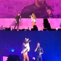 """Kendji Girac et Ariana Grande : """"Elle est vraiment tombée sous son charme"""""""