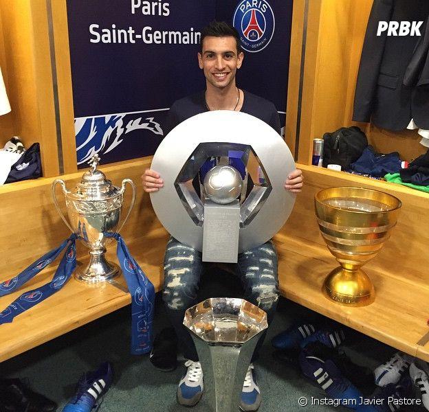 Javier Pastore : le joueur du PSG devenu papa