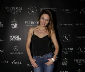 Ariane Brodier sexy au VIP Room en 2015