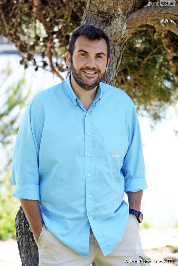 Laurent Ournac : il s'est fait opérer pour perdre du poids