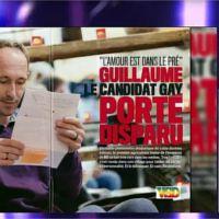 """L'amour est dans le pré 2015 : Guillaume """"disparu"""" de sa ferme ? La réaction de Karine Le Marchand"""