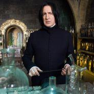 Harry Potter : ce sosie du Professeur Rogue va vous faire prendre l'avion plus souvent !