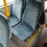 La vidéo choc qui va vous passer l'envie de vous asseoir dans le bus