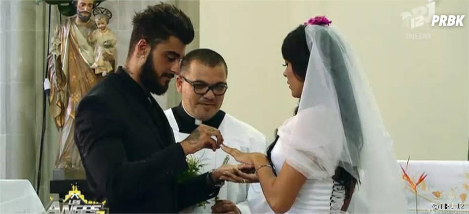 Les Anges 7 : Thibault et Shanna mariés