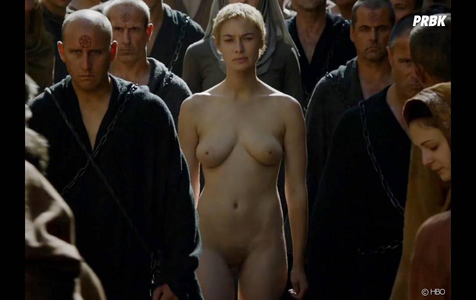 Game of Thrones saison 5 : Cersei nue ? C'était une doublure