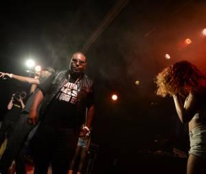 Neg Marrons au concert de la Fête de la musique enregistré au Divan du Monde et diffusé sur Trace TV le 21 juin 2015