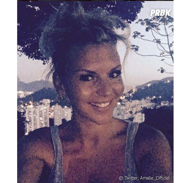 Amélie Neten en colère contre la production des Anges All Stars ?