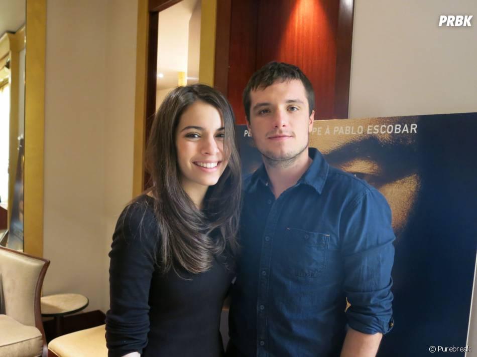 Josh Hutcherson et Claudia Treisac toujours en couple