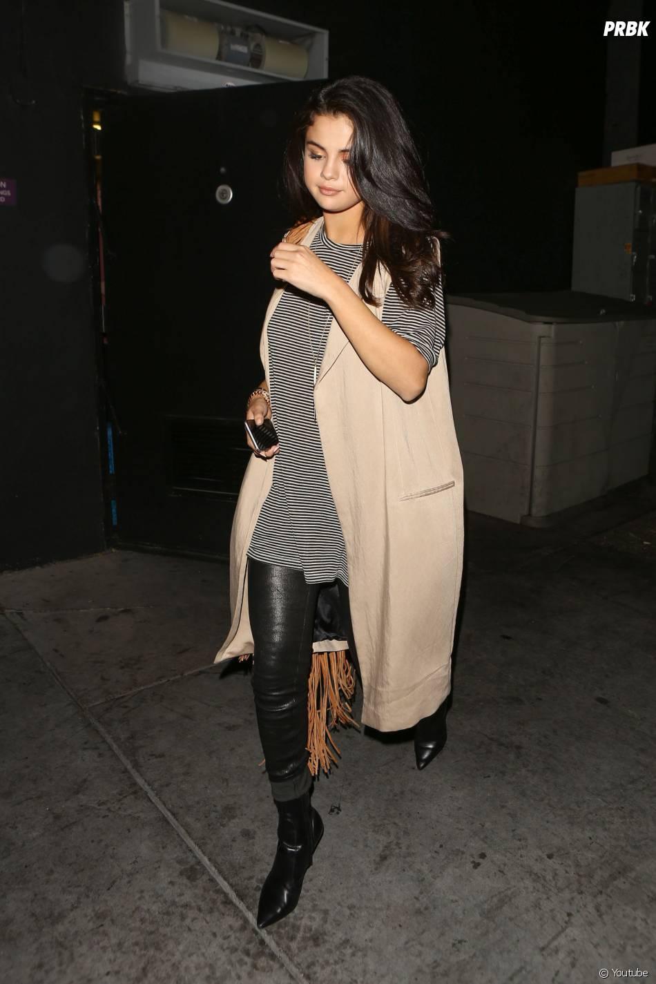 Selena Gomez à Los Angeles, le 26 juin 2015