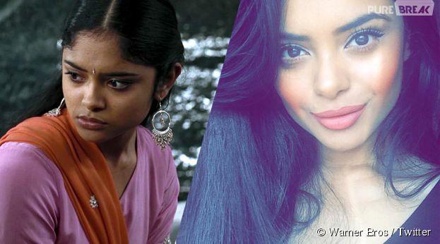 Harry Potter : la transformation d'Afshan Azad aka Padma Patil