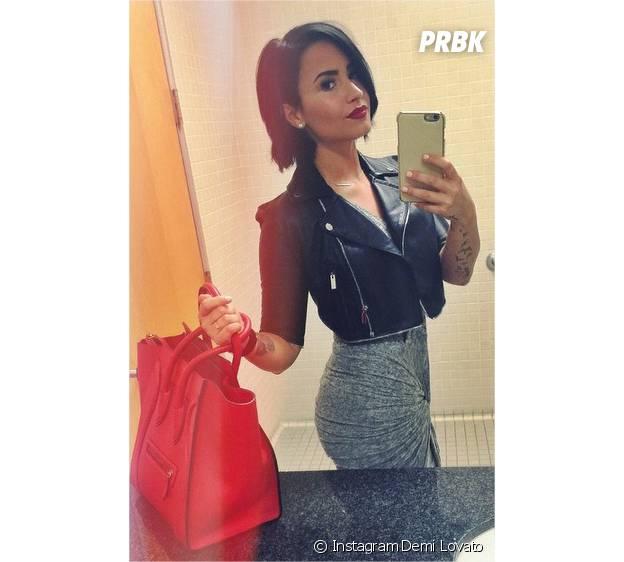 Demi Lovato : sexy et mince sur Instagram