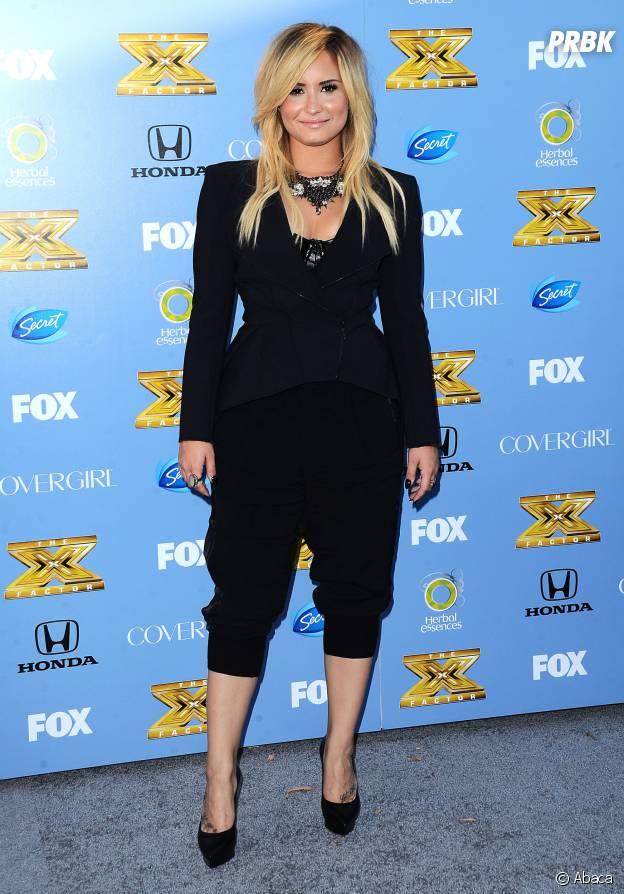 Demi Lovato en 2013