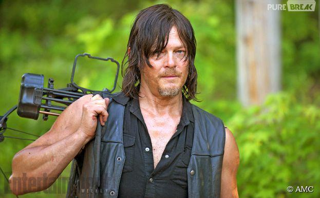 The Walking Dead saison 6 : Daryl se dévoile