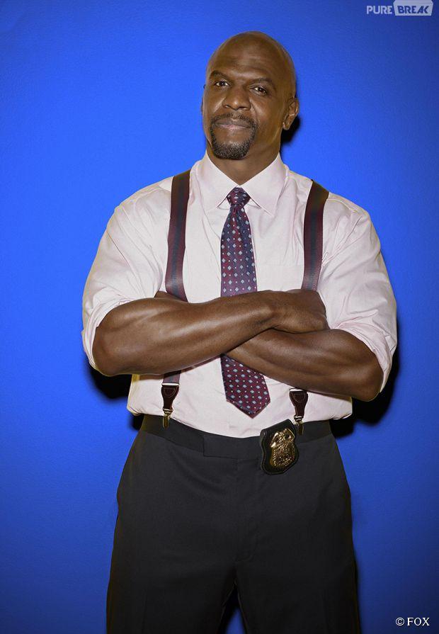 Brooklyn Nine Nine : Terry Crews se voit rester très longtemps dans la série
