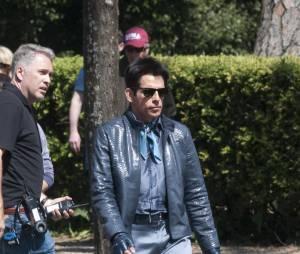 Zoolander 2 : Ben Stiller sur le tournage avant la sortie au cinéma en mars 2016