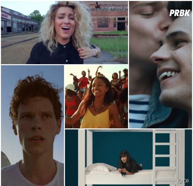 Calogero, Kwamie Liv, Tori Kelly, AaRON, The King's Son : les meilleurs clips de la semaine