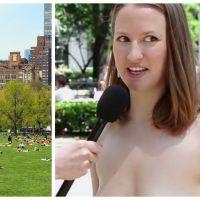 A New York, le topless est autorisé et encouragé par la police : l'été sera chaud à Central Park !