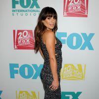 Lea Michele sexy et bronzée pour présenter Scream Queens au Comic Con 2015