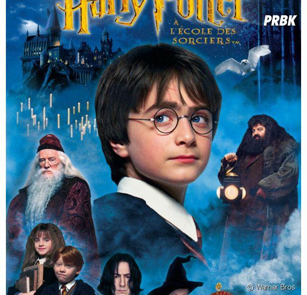 Harry Potter à l'école des sorciers, au cinéma en 2001