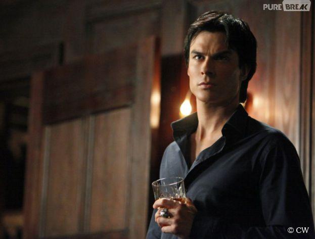 The Vampire Diaries saison 7 : Ian Somerhalder promet un Damon badass