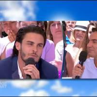 Baptiste Giabiconi réagit à son fail du 14 juillet : son explication... maladroite
