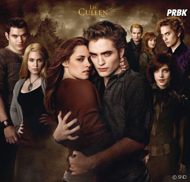 Twilight : la saga de retour avec 7 courts-métrages