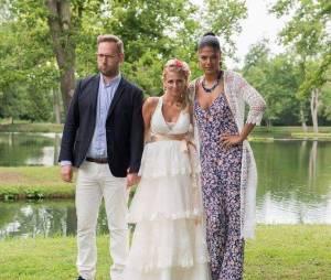 Qui est la taupe : Kévin et Ornella au mariage de Laura