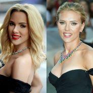 Scarlett Johansson : Madame Tussauds dévoile sa statue de cire, réussie ou ratée ?