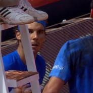 """Rafael Nadal clashé par son adversaire en pleine finale : """"Ne me casse pas les c*uilles"""""""