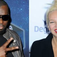 Maitre Gims : un duo avec Sia sur son nouvel album ?