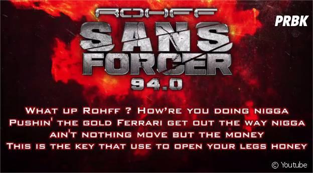 Rohff : dans Sans Forcer, il tacle Drake et rappe en anglais