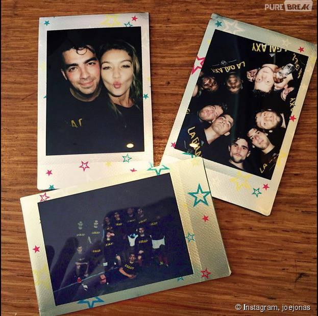 Joe Jonas : Gigi Hadid lui organise une fête d'anniversaire surprise 5 jours à l'avance