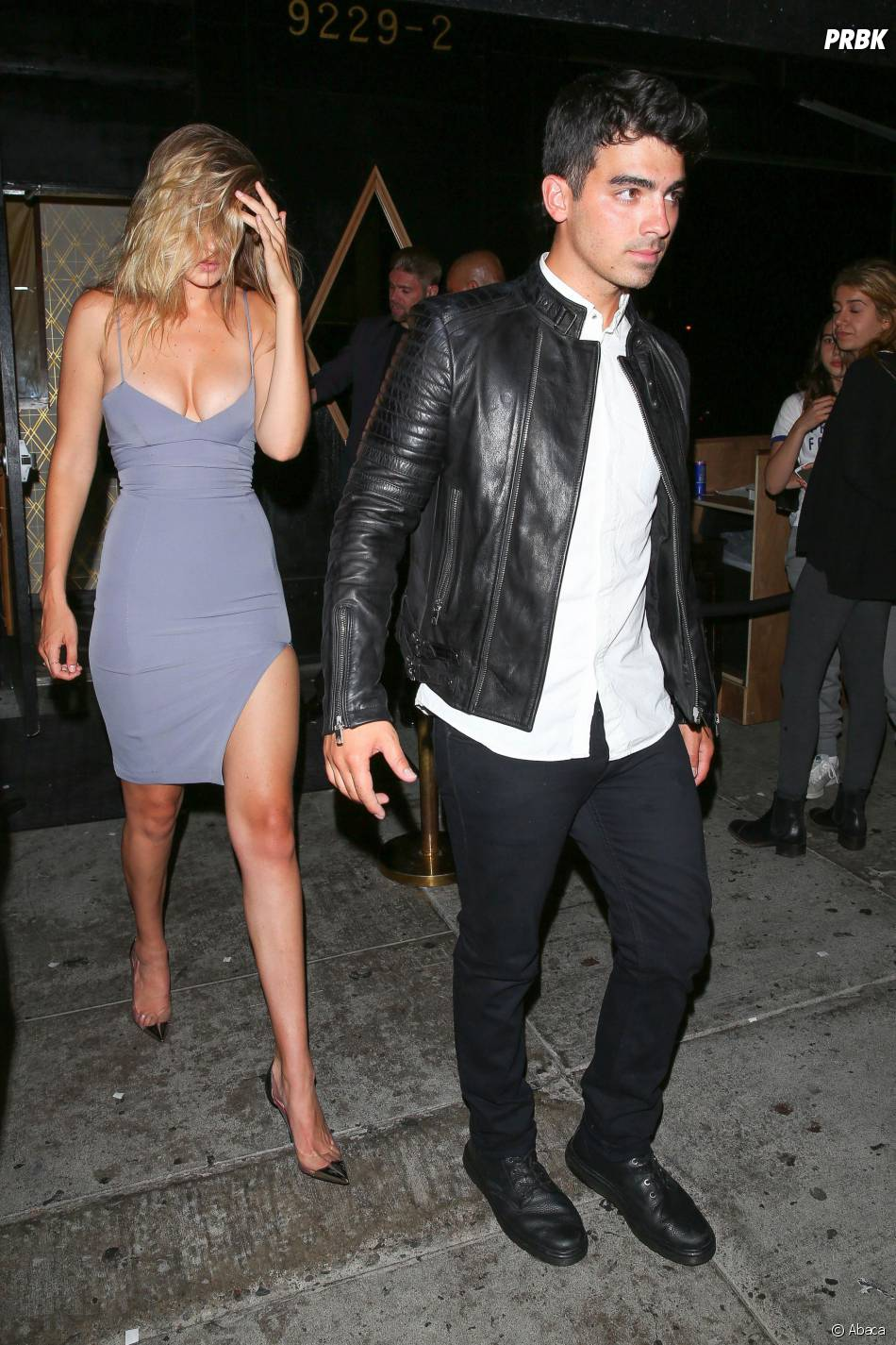 Joe Jonas et Gigi Hadid en couple