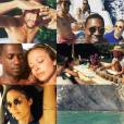 Plus belle la vie : Dounia Coesens, David Baiot et Marwan Berreni en Espagne pour les vacances d'été 2015